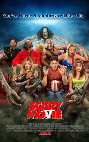 At The Movies: Scary Movie 5 (2013)