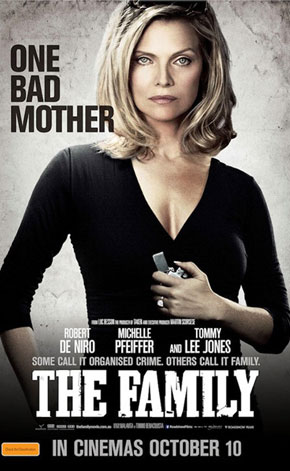 At The Movies: The Family (2013)