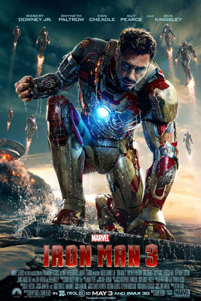 At The Movies: Iron Man 3 (2013)
