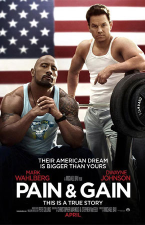 At The Movies: Pain & Gain (2013)