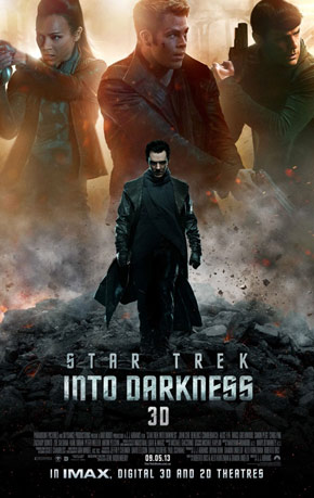 At The Movies: Star Trek Into Darkness (2013)