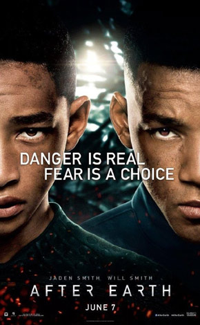 At The Movies: After Earth (2013)