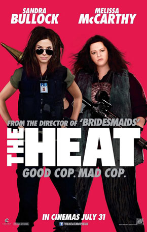 At The Movies: The Heat (2013)
