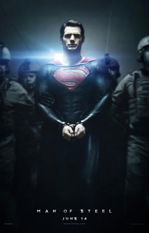 At The Movies: Man of Steel (2013)