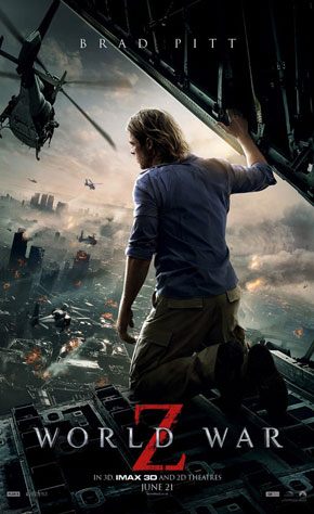 At The Movies: World War Z (2013)