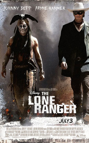 At The Movies: The Lone Ranger (2013)