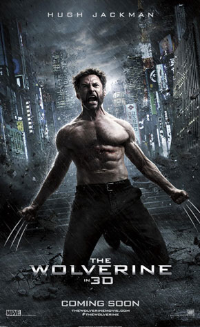 At The Movies: The Wolverine (2013)
