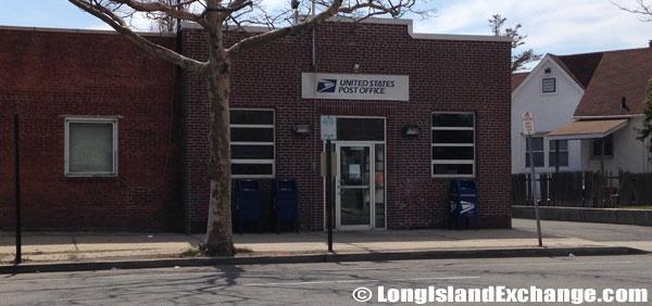 Post Office in Atlantic Beach, New York.