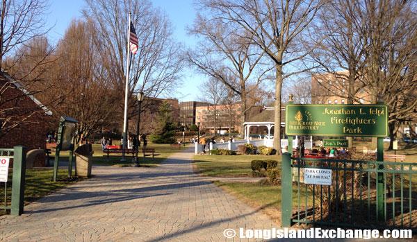 Jonathan Lee Ielpi Firefighters Memorial Park