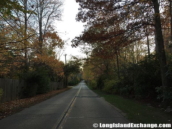 Centre Island Road