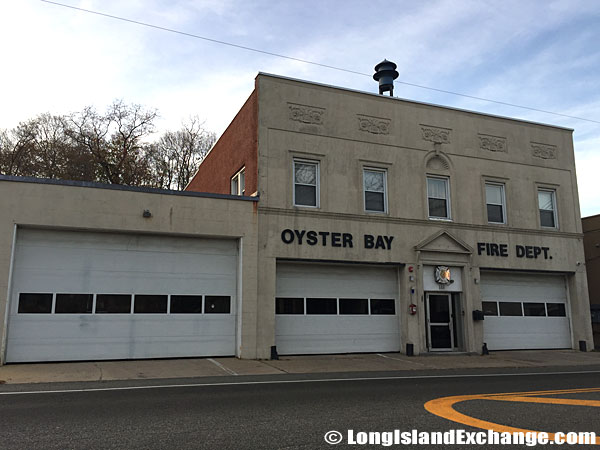 Oyster Bay Fire Department