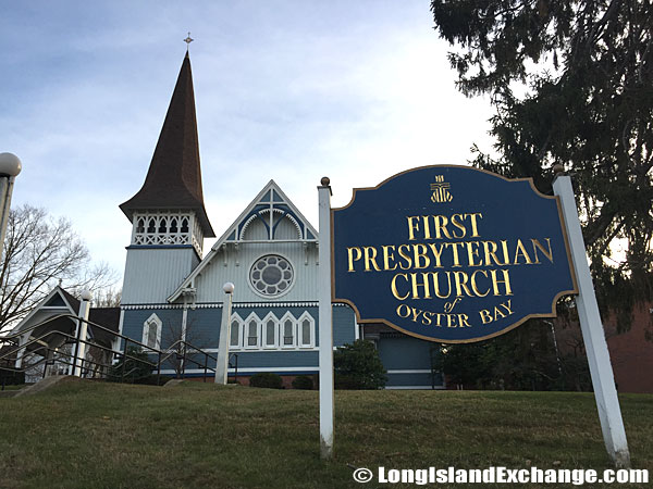Historic First Presbyterian Church