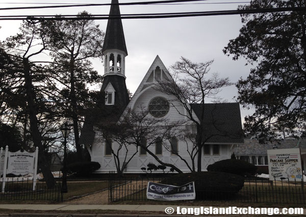 Trinity-St. John's Church
