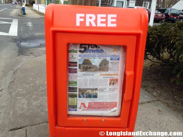 Five Towns Jewish Times Free