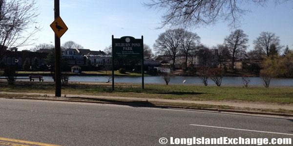 Milburn Pond Park