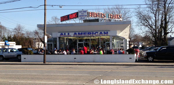 All American Burgers and Franks