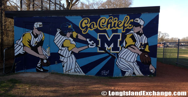 Massapequa High School Mural