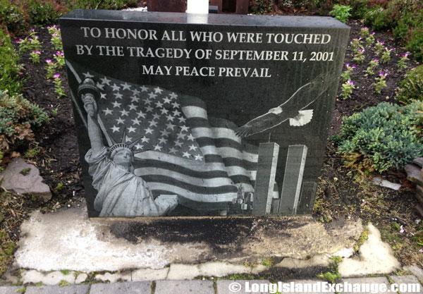 September 11, 2001 Stone