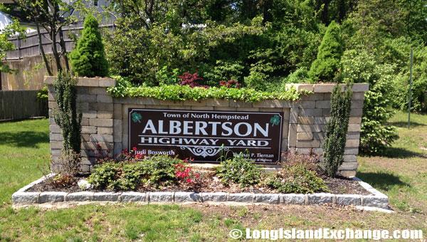 Albertson Highway Yard