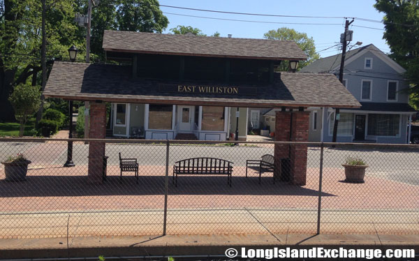 East Williston Long Island Rail Road
