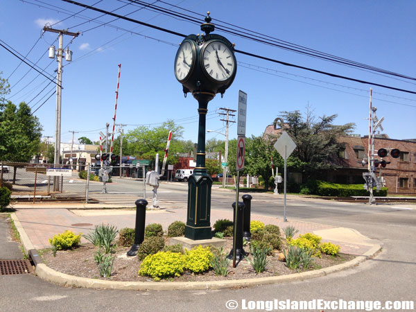 East Williston Clock