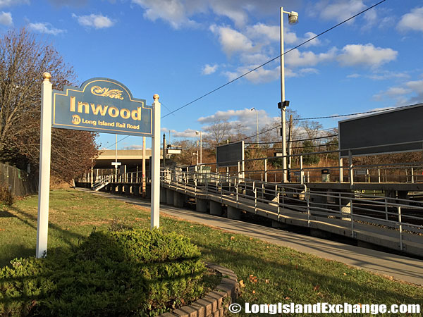 Long Island Rail Road Inwood Station