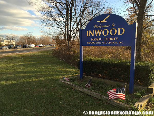 Inwood Welcome Sign