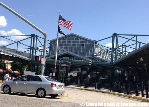 Rosa Parks Hempstead Transit Center