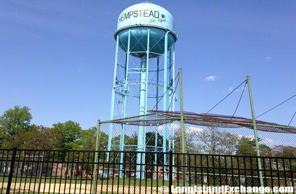 Hempstead Water Tower