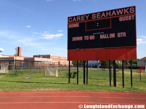 Frank Carey Seahawks