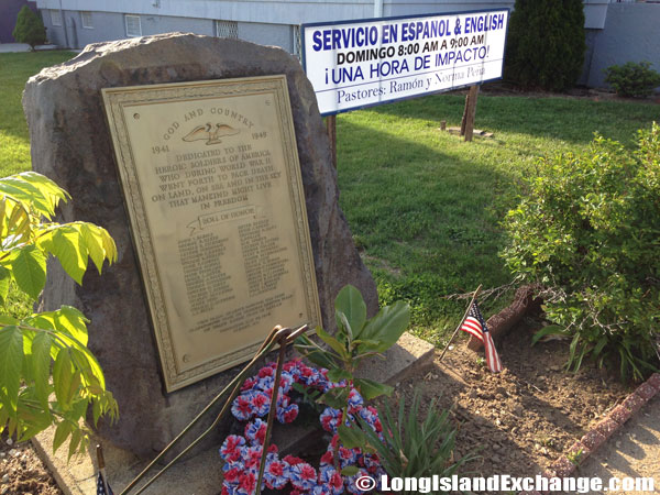 Elmont Church Memorial