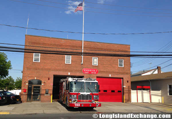 Engine Co # 3 of the Elmont Fire Department