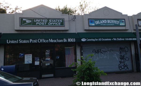 U.S. Post Office Elmont on Meacham Boulevard