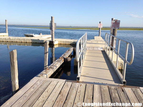 Gilgo Beach Docks