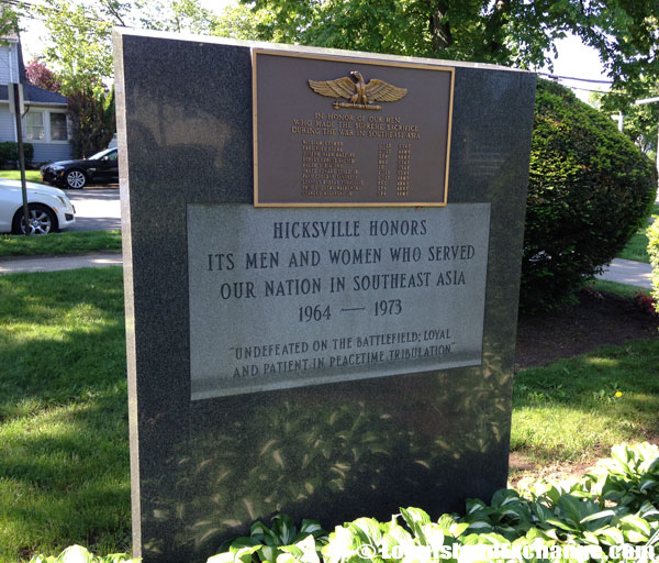 Southeast Asia Memorial Stone
