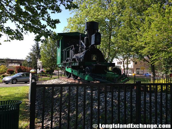 Old trolley Hicksville