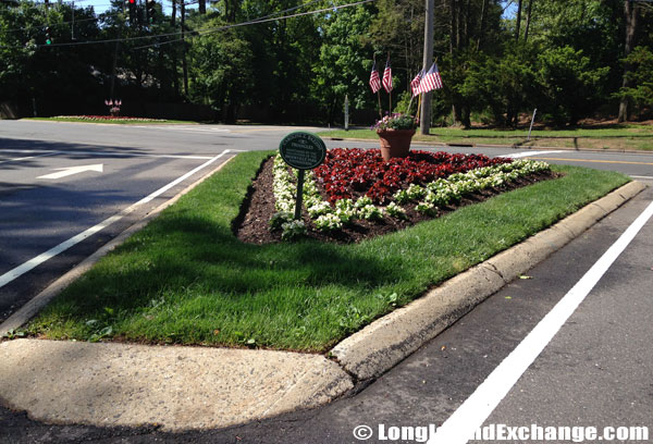 Landscaping in Brookville