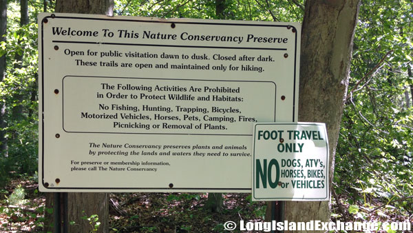 Nature Conservancy Preserve