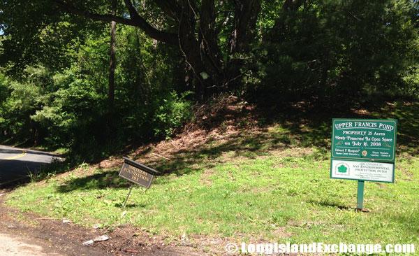 Upper Francis Pond Preserve