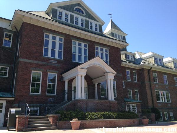 Gideon Frost Hall