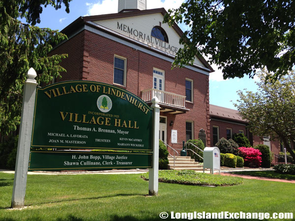 Lindenhurst Village Hall