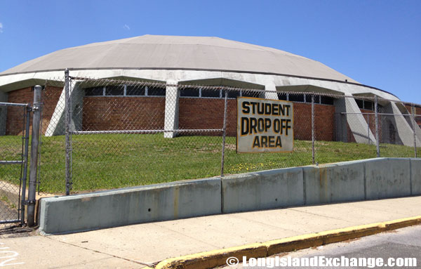 Lindenhurst Senior High School Dome