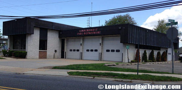 Lindenhurst Fire Department Substation