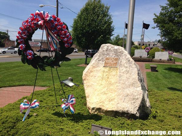 Chief Alex Collie Memorial Triangle