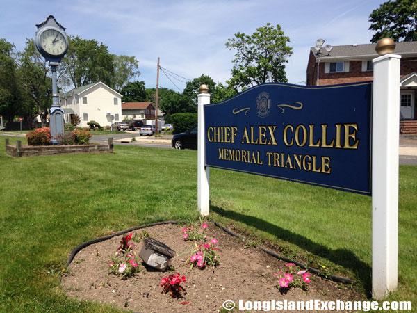Alex Collie Memorial Triangle