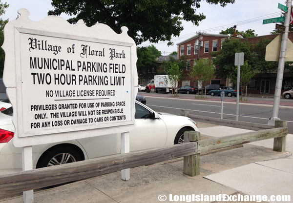 Village of Floral Park Parking Rules