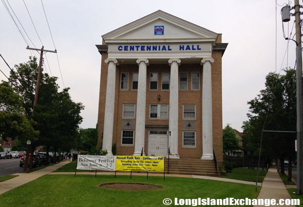 Floral Park Historical Society Museum at Centennial Hall