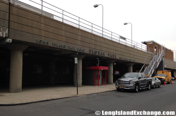 Long Island Rail Road Floral Park
