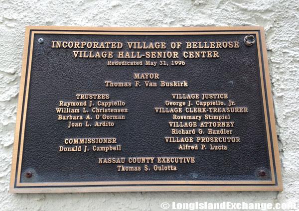Village of Bellerose Senior Center