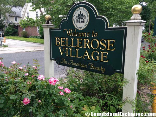 Bellerose Sign